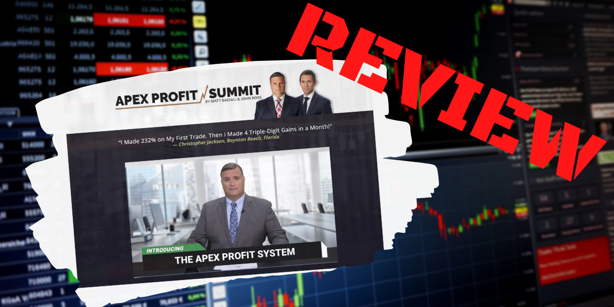 Apex Profit System Review
