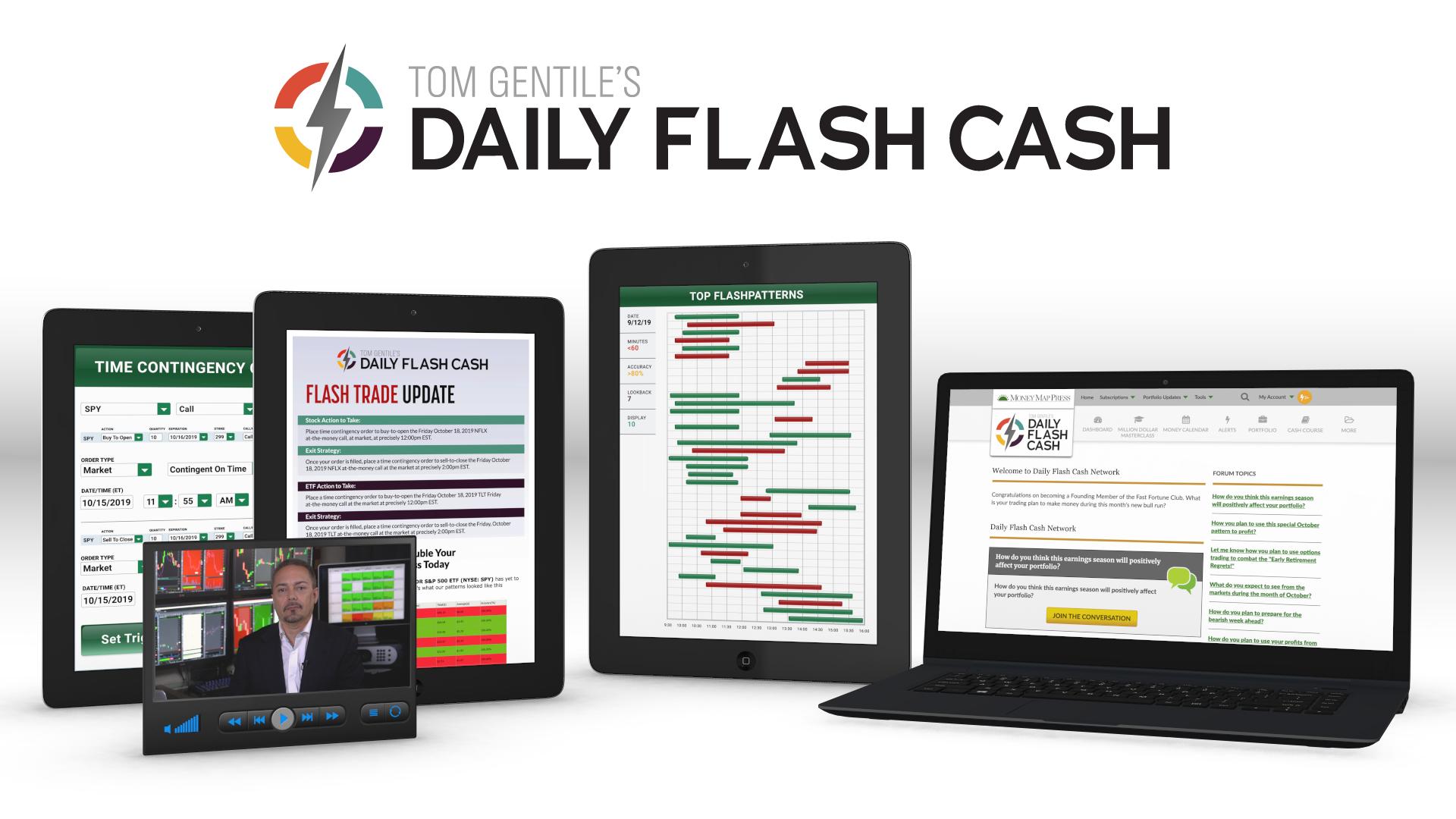 Daily Flash Cash bundle