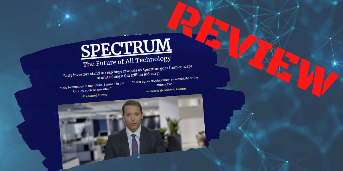 Ian King Spectrum Stock