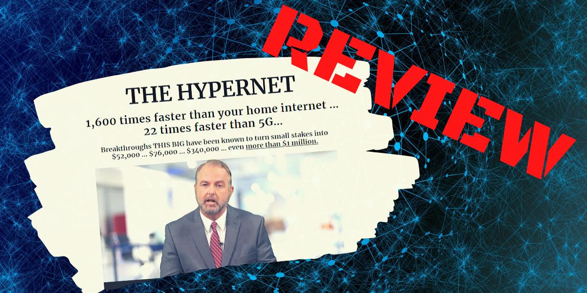 Jeff Yastine The Hypernet