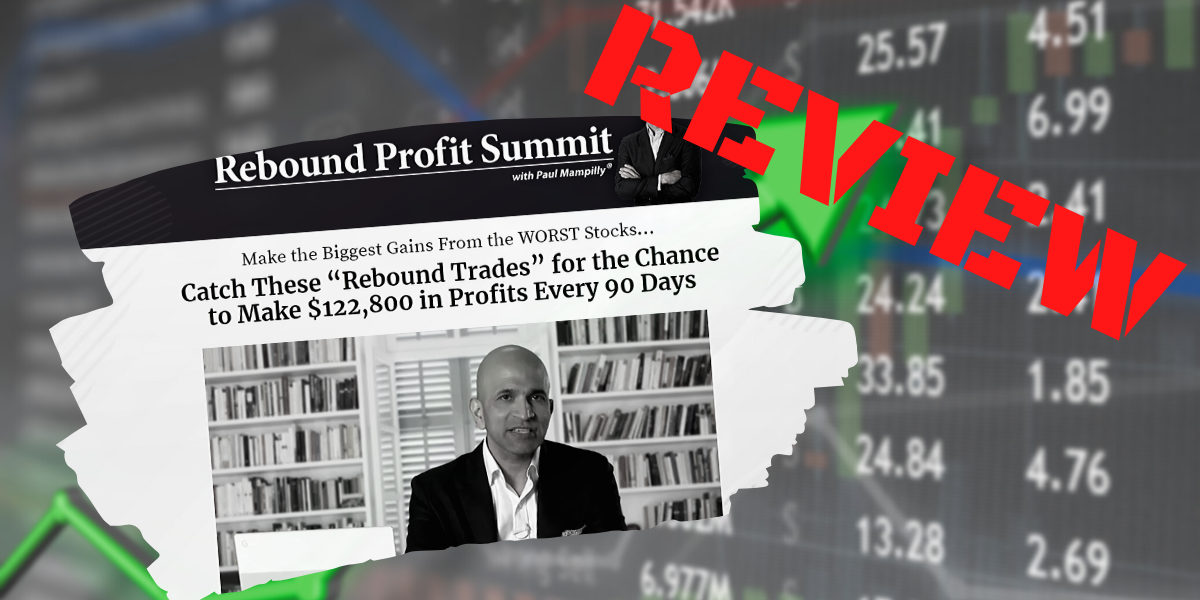 Paul Mampilly Rebound Profit Summit