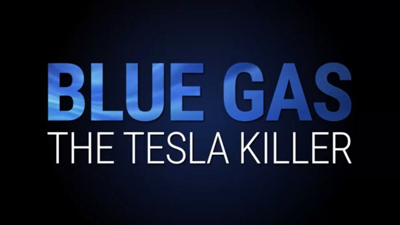 Blue Gas The Tesla Killer