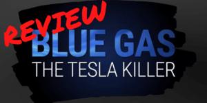 Jimmy Mengel Blue Gas Stock