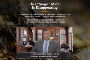 Magic Metal video 2