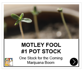 Motley Fool #1 Pot Stock