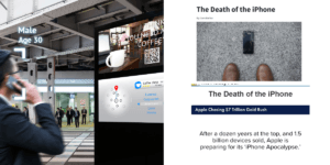Motley Fool Death of the iPhone Stock