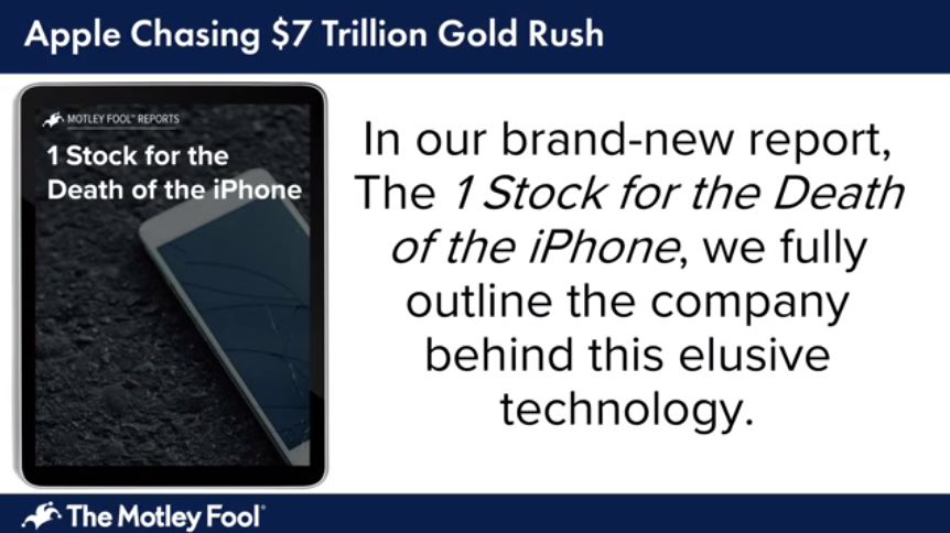 The 1 Stock for the Death of the iPhone