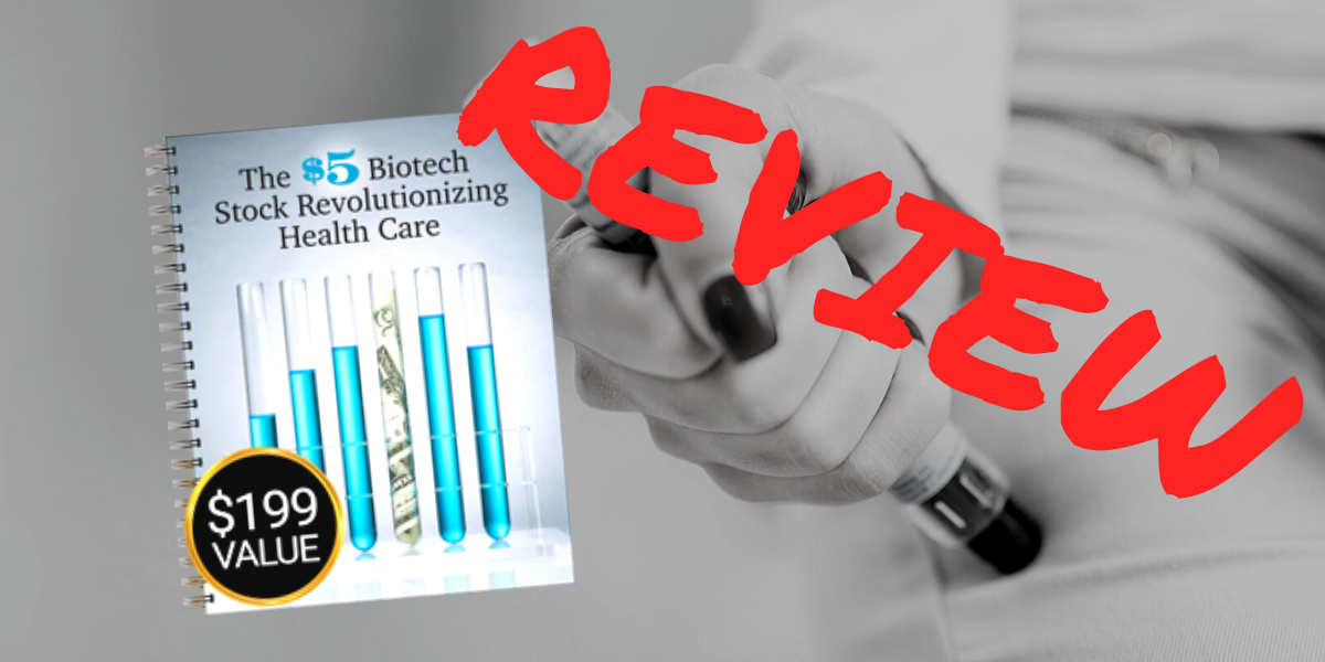 The $5 Biotech Stock Revolutionizing Health Care Review