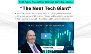 The Next Tech Giant video