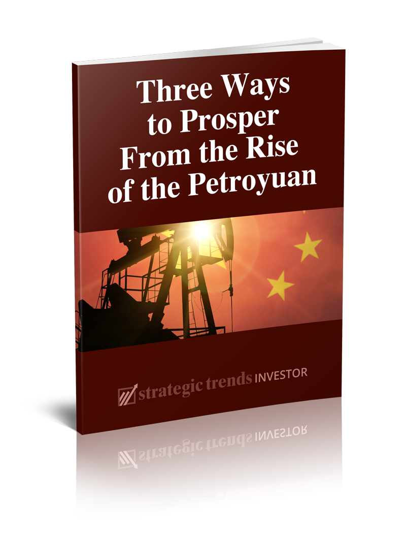 Three Ways to Prosper from the Rise of the Petroyuan