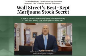 Wall Streets Best-Kept Marijuana Stock Secret