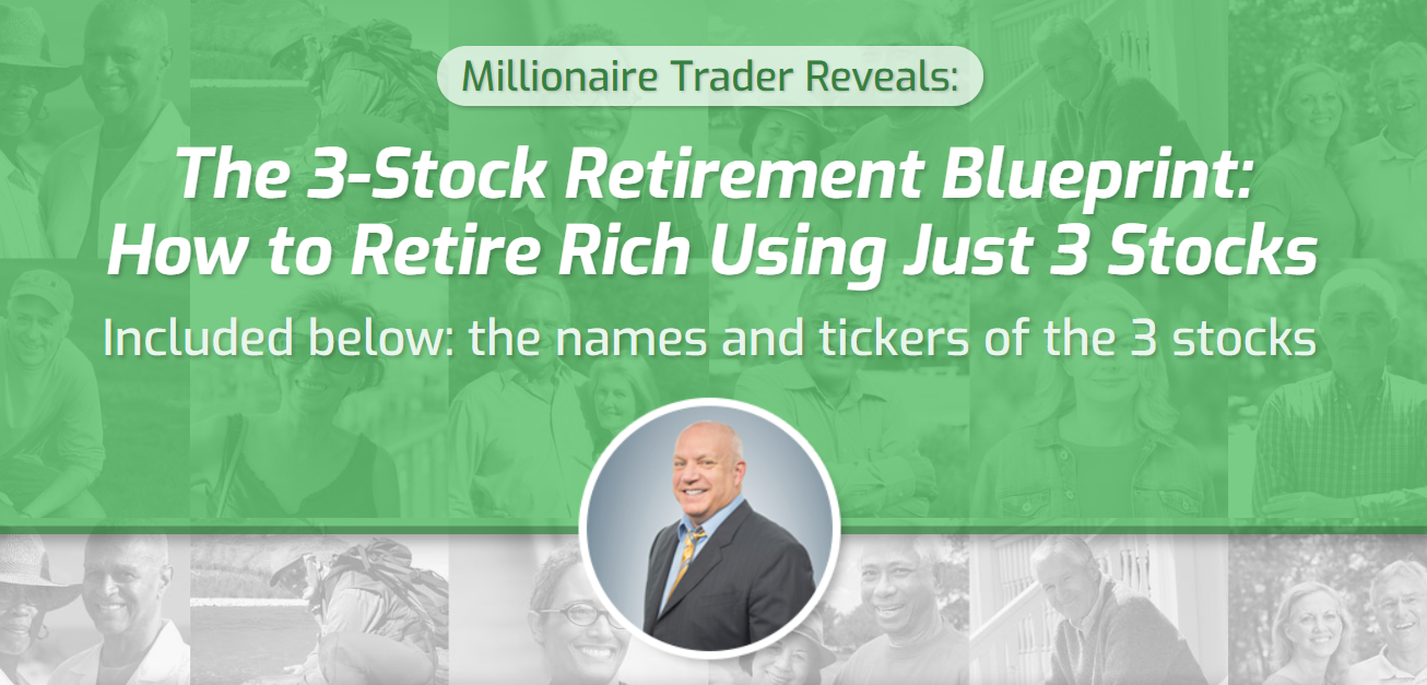3-Stock Retirement Blueprint
