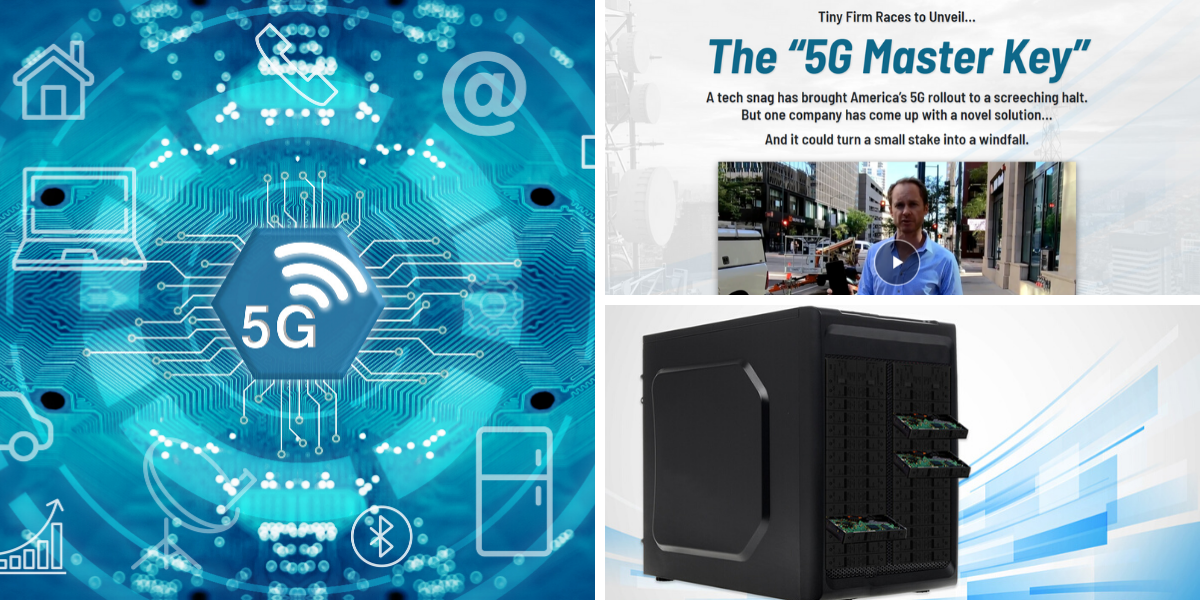 5G Master Key Company Review