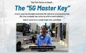 5G Master Key video
