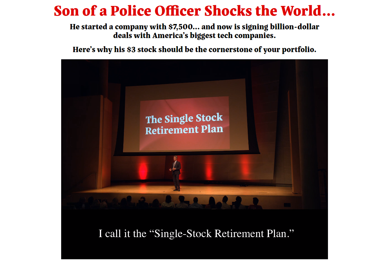 Son of a Police Officer Shocks the World