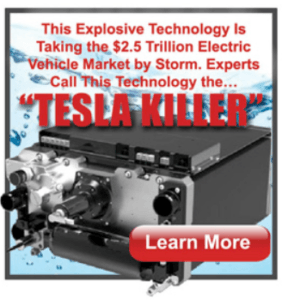 Tesla Killer ad