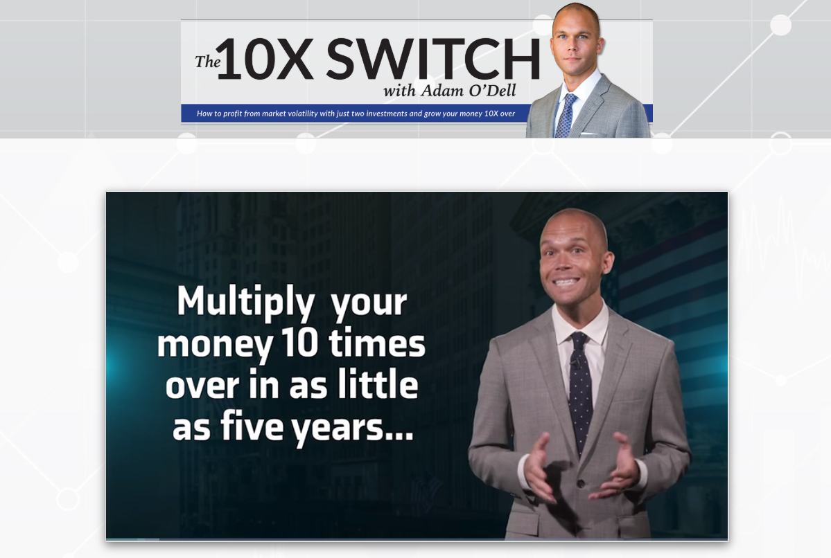 The 10X Switch