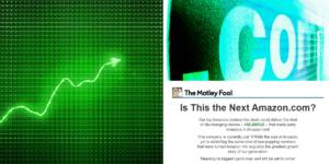 The Motley Fool Next Amazon.com Stock