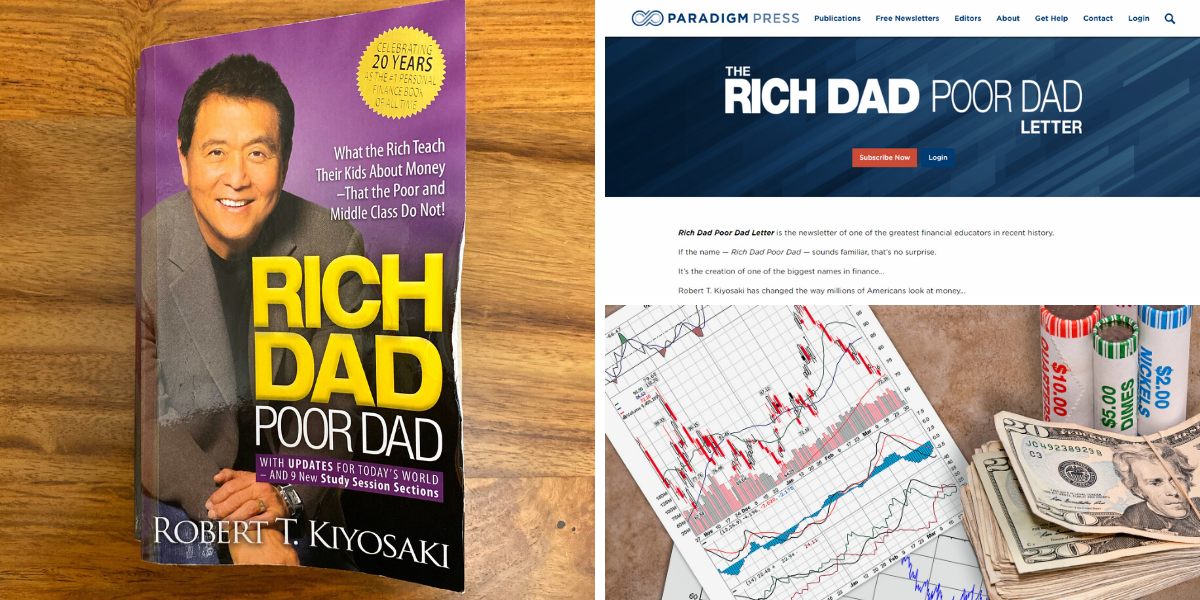 The Rich Dad Poor Dad Letter Review