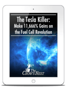 The Tesla Killer - Make 11,666% Gains on the Fuel Cell Revolution
