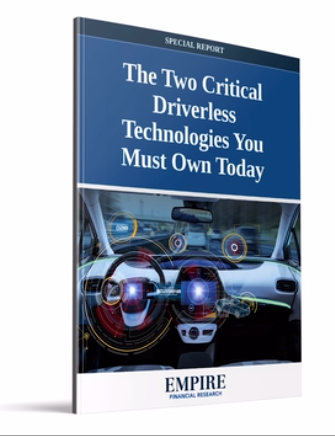 The Two Critical Driverless Technologies You Must Own Today