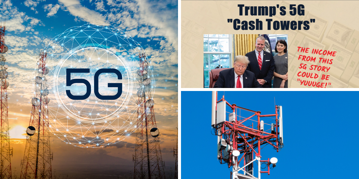 Trumps 5G Cash Towers Review