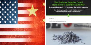 Casey Research Defense Supplier Stock