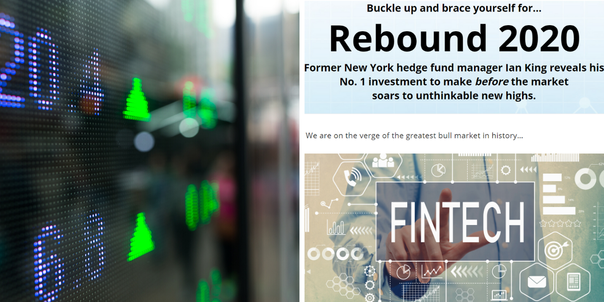 Ian King Rebound 2020 Review
