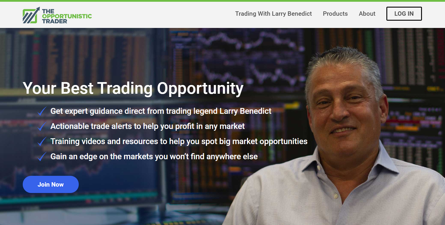 The Opportunistic Trader