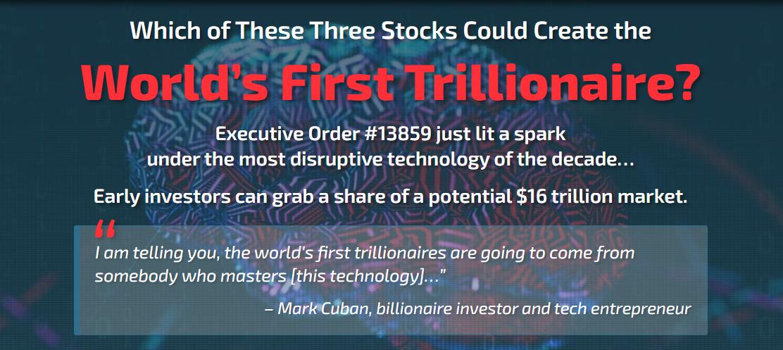 World's First Trillionaire Jeff Brown