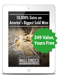 10,000% Gains on America's Biggest Gold Mine