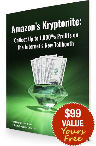 Amazon's Kryptonite