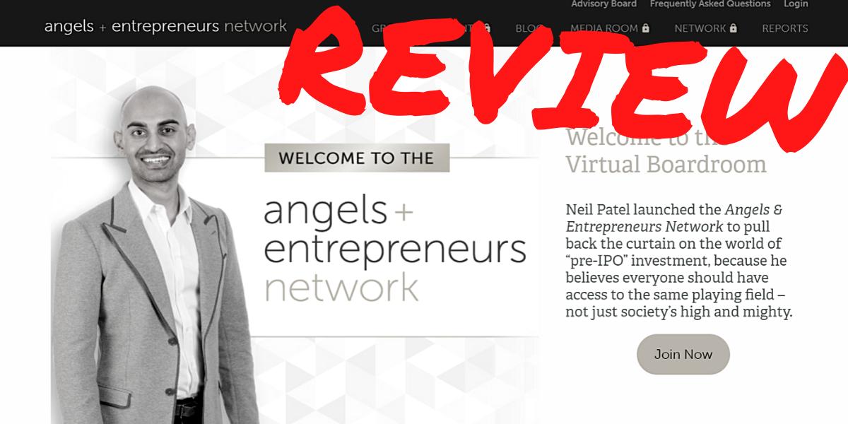 Angels + Entrepreneurs Network Review
