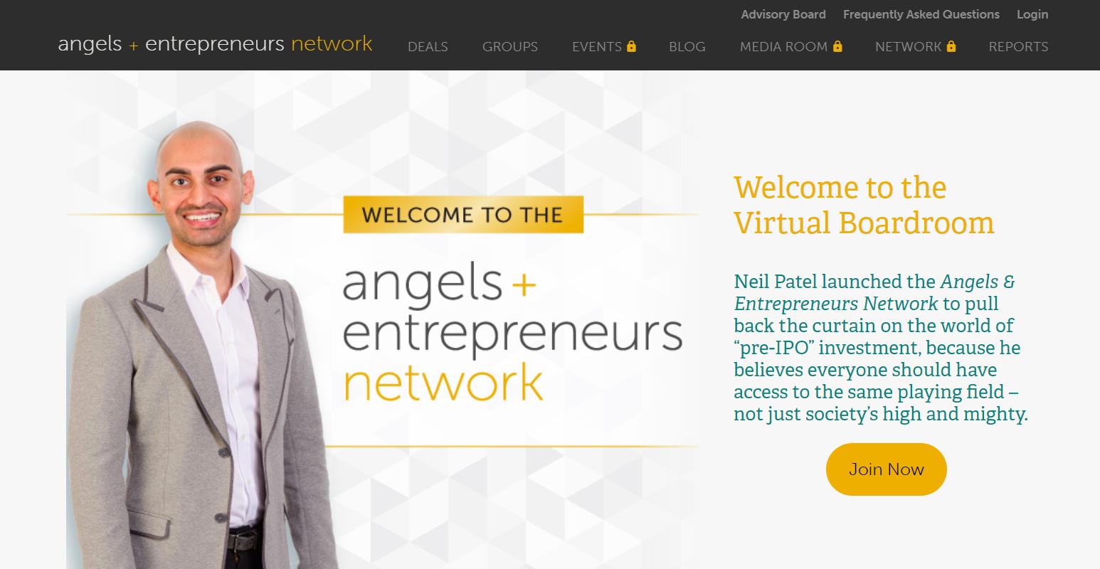 Angels and Entrepreneurs Network