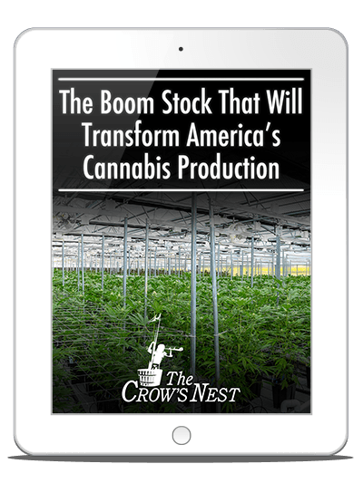 The Boom Stock That Will Transform America's Cannabis Production