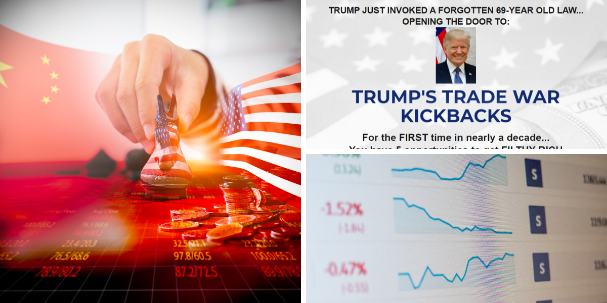 Trade War Kickbacks Review
