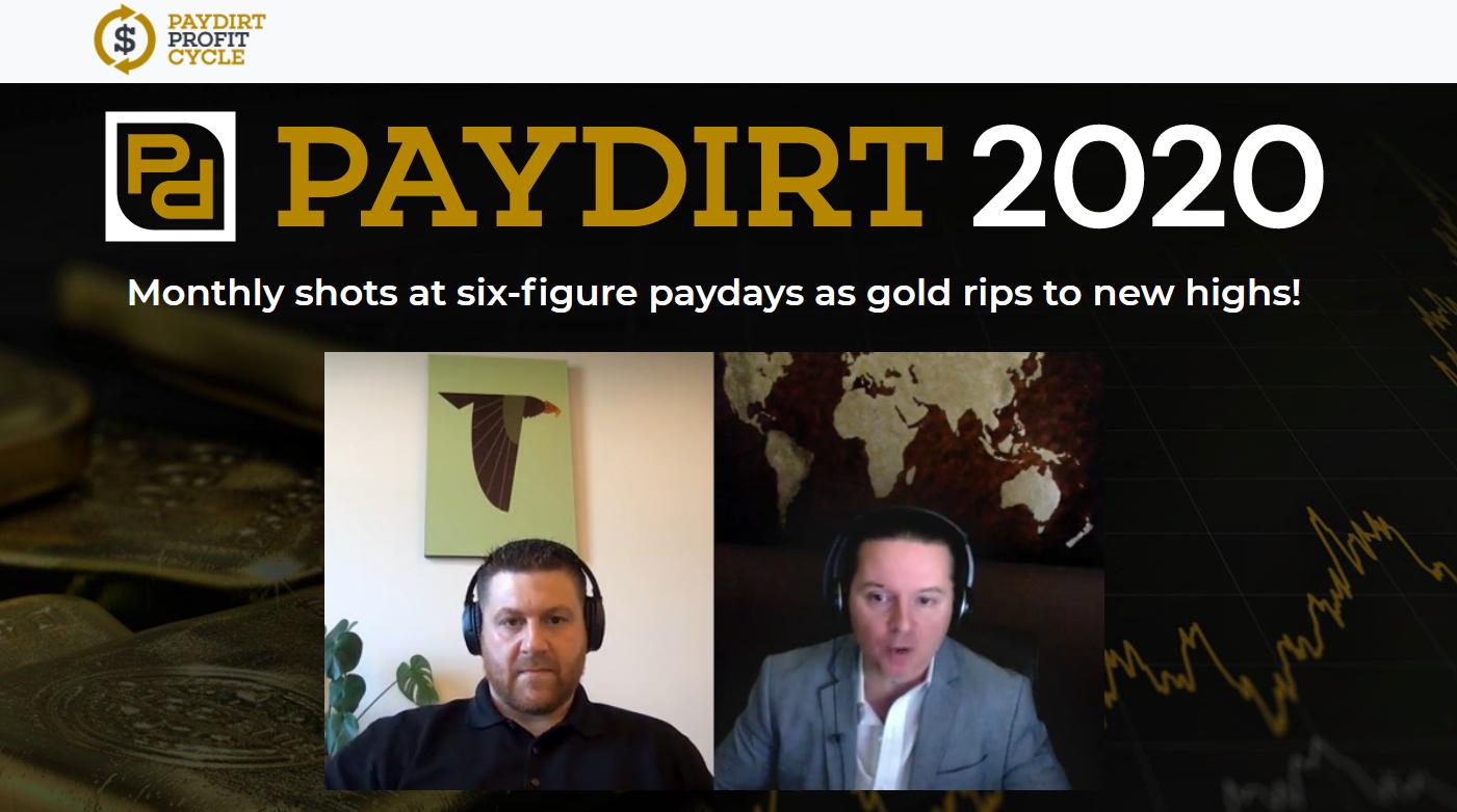 Paydirt 2020