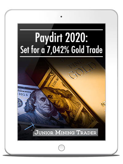 Paydirt 2020: Set for a 7,042% Gold Trade
