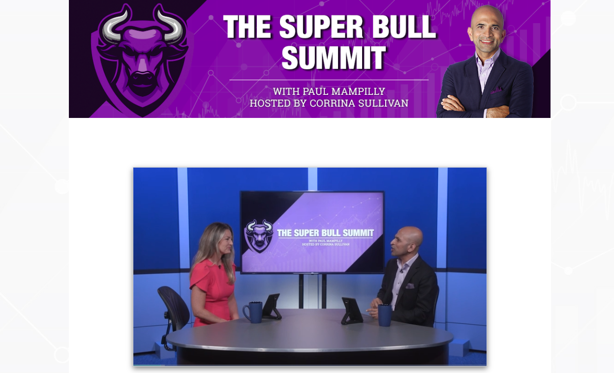 The Super Bull Summit
