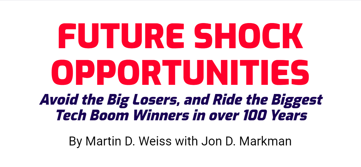 Future Shock Opportunities