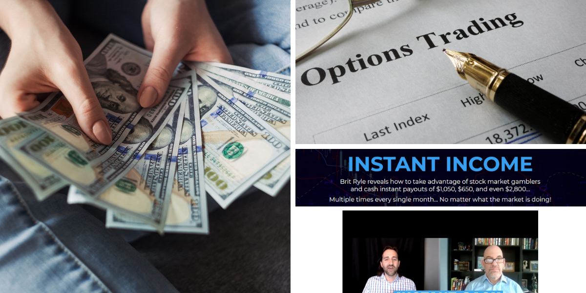 Brit Ryle Instant Income