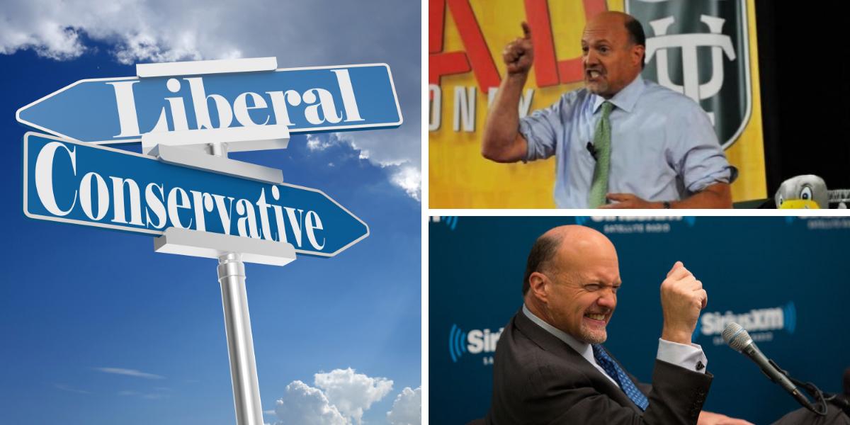 Jim Cramer Political Affiliation