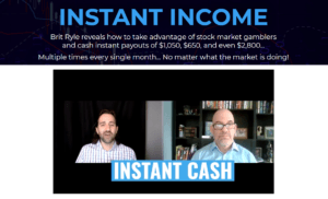 The Instant Income Summit