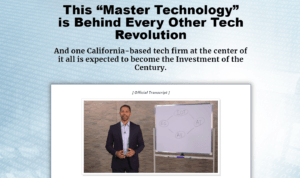 Ian King Master Technology stock
