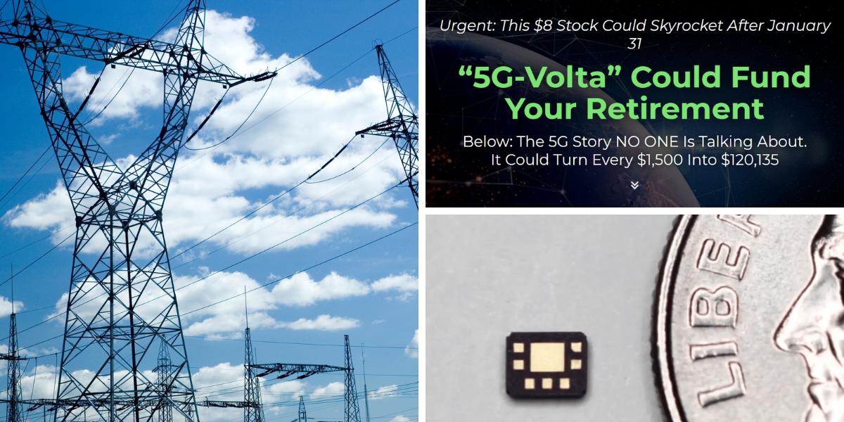 5G Volta Stock